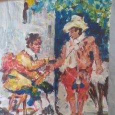 Arte: ARISTOCRACIA (ORIGINAL). Lote 195638511