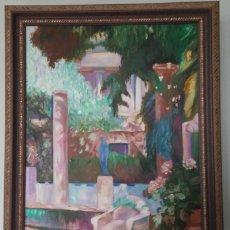 Arte: RÉPLICAS DE ÓLEOS DE JOAQUÍN SOROLLA. Lote 195739971