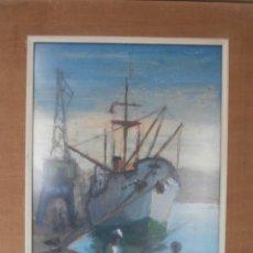 Arte: PINTURA AL OLEO FRANCISCO SUÑER 1925-1991. Lote 196077205
