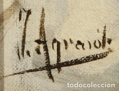 """Arte: JOAQUÍN AGRASOT I JUAN """"Valenciana"""" - Foto 5 - 196121905"""