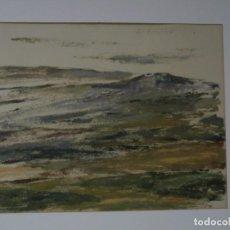Arte: PINTURA AL OLEO MODERNA PINTORA LUZ SALOM. Lote 196383525