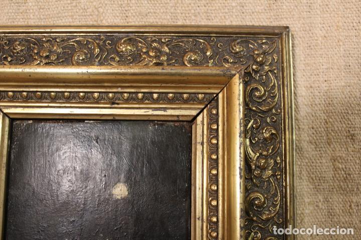 Arte: oleo sbre tabla barco - Foto 7 - 196489500