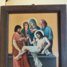 Arte: LA RESURRECCION DE CRISTO . Lote 196931110