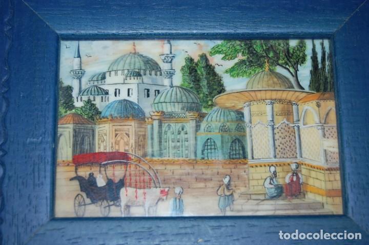 Arte: MINIATURA EN HUESO ISTAMBUL - Foto 2 - 197191311