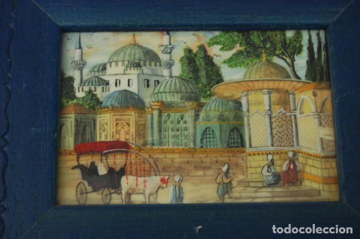 Arte: MINIATURA EN HUESO ISTAMBUL - Foto 3 - 197191311