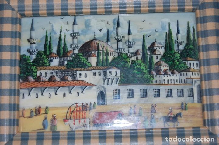 Arte: MINIATURA EN HUESO ISTAMBUL - Foto 2 - 197191752