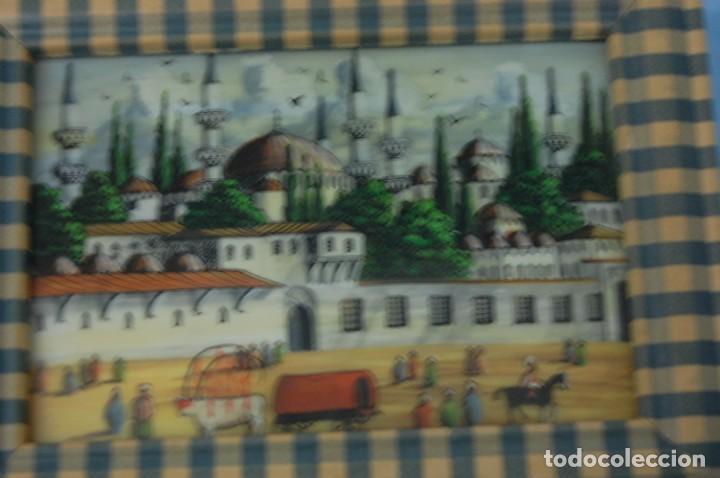 Arte: MINIATURA EN HUESO ISTAMBUL - Foto 3 - 197191752