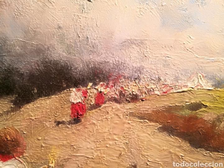 Arte: LA PROCESIÓN POR RICARD URGELL (1874-1924) - Foto 4 - 197670725