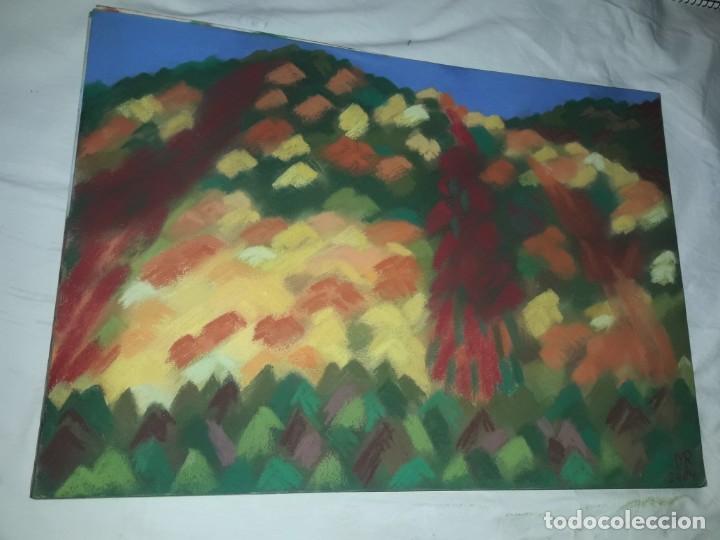 Arte: Bella pintura Paisaje a pastel 2004 - Foto 3 - 197754101