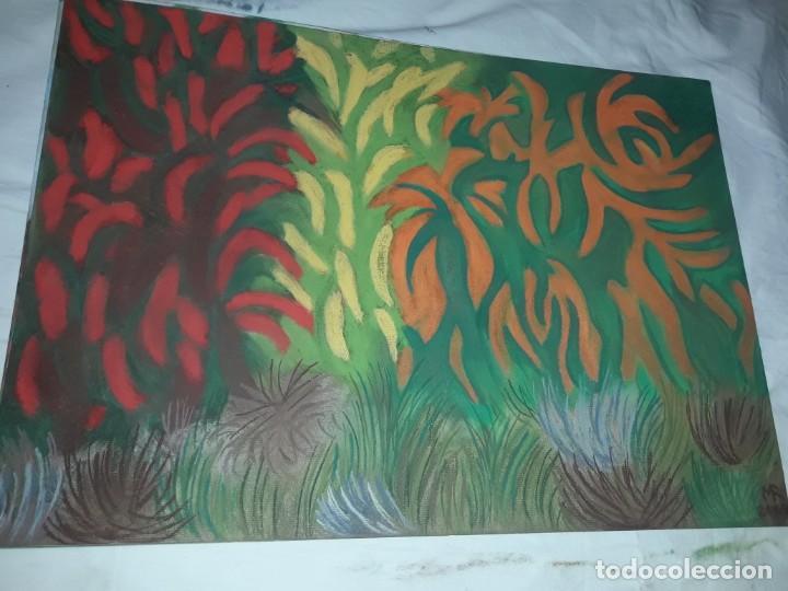 Arte: Bella pintura Paisaje a pastel 2004 - Foto 3 - 197754662