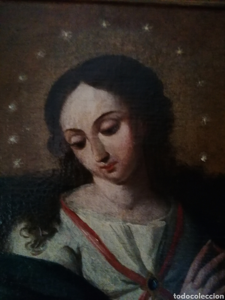 Arte: INMACULADA CONCEPCIÓN. ESCUELA SEVILLANA - Foto 6 - 197844373