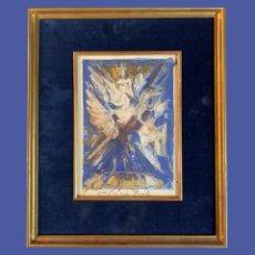 Arte: PALOMA DE LA PAZ, JUAN ANTONIO MORALES. Lote 198334580