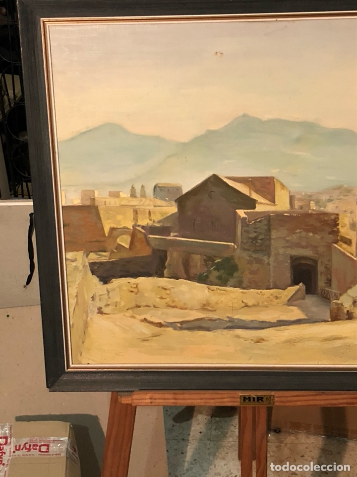 Arte: Bonito óleo sobre lienzo firmado - Foto 2 - 198363858