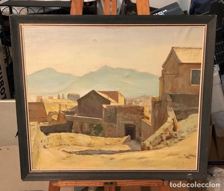 BONITO ÓLEO SOBRE LIENZO FIRMADO (Arte - Pintura - Pintura al Óleo Contemporánea )