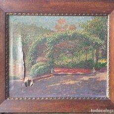 Arte: SÁENZ VENTURINI FEDERICO,ÓLEO SOBRE LIENZO FIRMADO. Lote 198720657