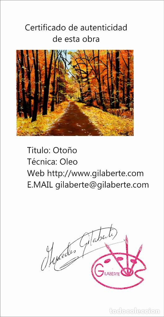 Arte: Otoño obra de Gilaberte - Foto 3 - 198810438