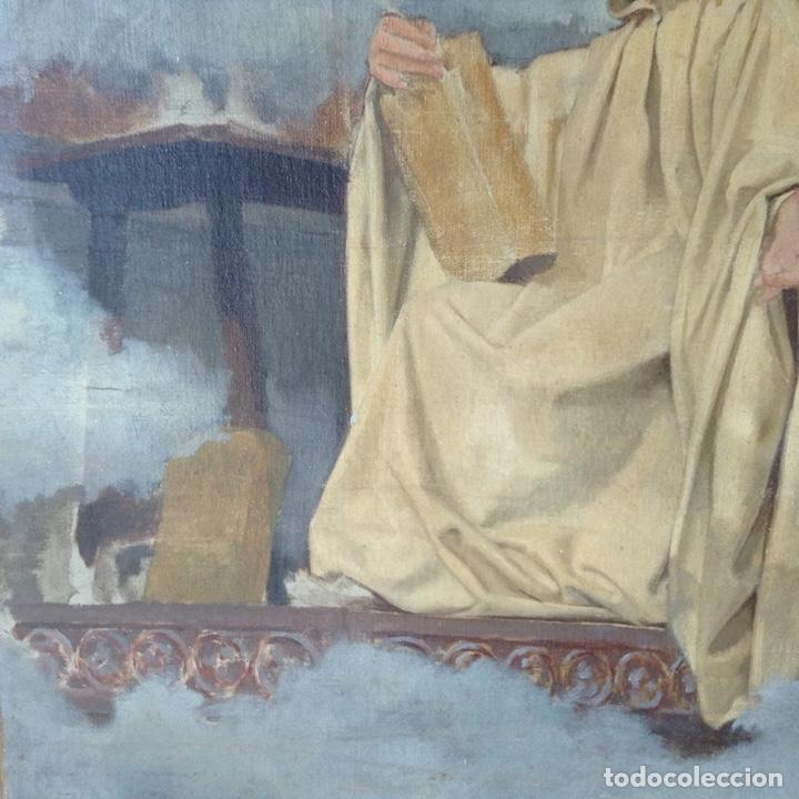 Arte: Pintura al óleo CECILIO PLÁ Y GALLARDO - Foto 3 - 199031931