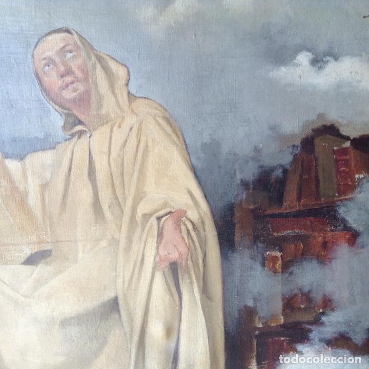 Arte: Pintura al óleo CECILIO PLÁ Y GALLARDO - Foto 4 - 199031931