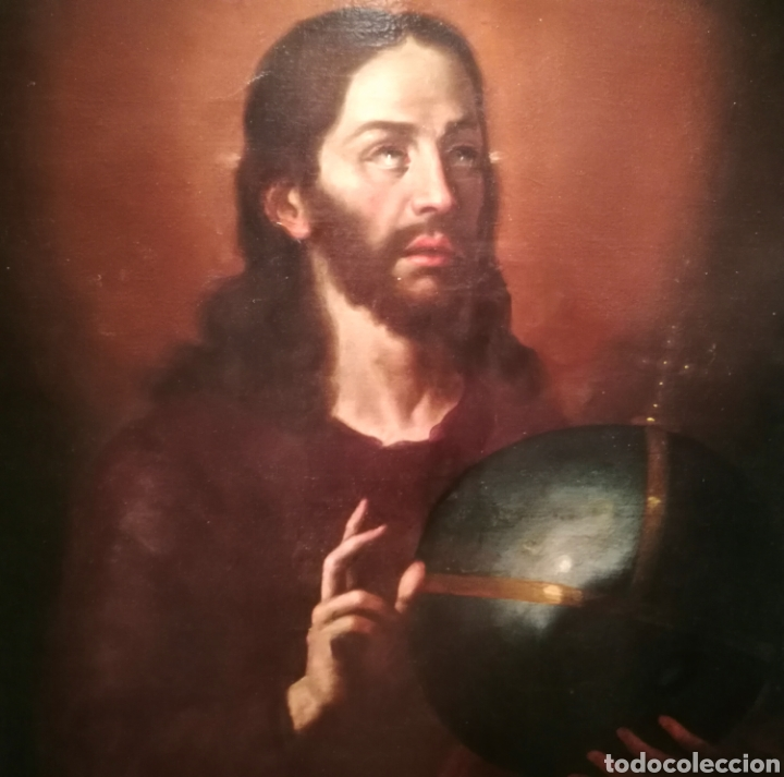 Arte: EL SALVADOR. ATRIBUIDO A CRISTOBAL RAMIREZ (1616?-44) - Foto 2 - 199048763