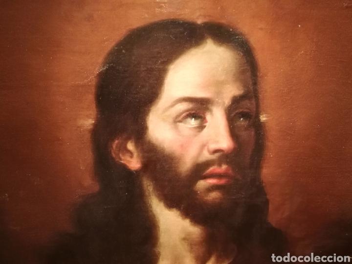 Arte: EL SALVADOR. ATRIBUIDO A CRISTOBAL RAMIREZ (1616?-44) - Foto 3 - 199048763