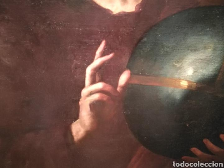 Arte: EL SALVADOR. ATRIBUIDO A CRISTOBAL RAMIREZ (1616?-44) - Foto 4 - 199048763