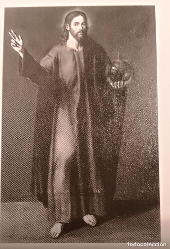 Arte: EL SALVADOR. ATRIBUIDO A CRISTOBAL RAMIREZ (1616?-44) - Foto 6 - 199048763