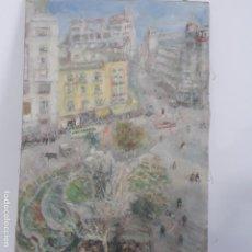 Arte: PINTURA AL OLEO SOBRE LIENZO IMPRESIONISTA FIRMADA JULES CESAR BUYSSENS. Lote 199155210
