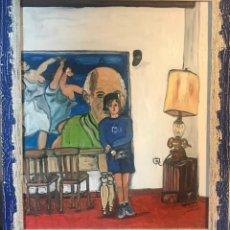 Arte: MONET EN CASA. Lote 199515315