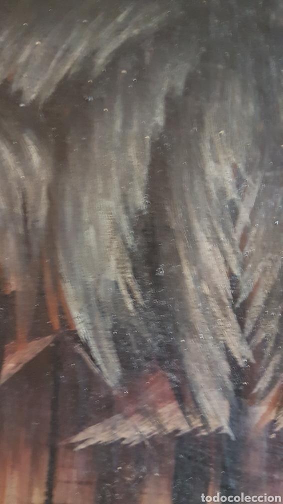 Arte: ESCUELA COLONIAL (LA MARTINICA) AÑOS 40-50, PESCADORES Y CASAS CRIOLLAS,ÓLEO / TABLA E,H, 47 x 77´50 - Foto 15 - 195688221
