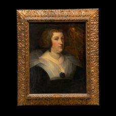 Arte: ANTONIO BALESTRA (1666-1740) - IMPORTANTE RETRATO NOBILIARIO. Lote 199709682