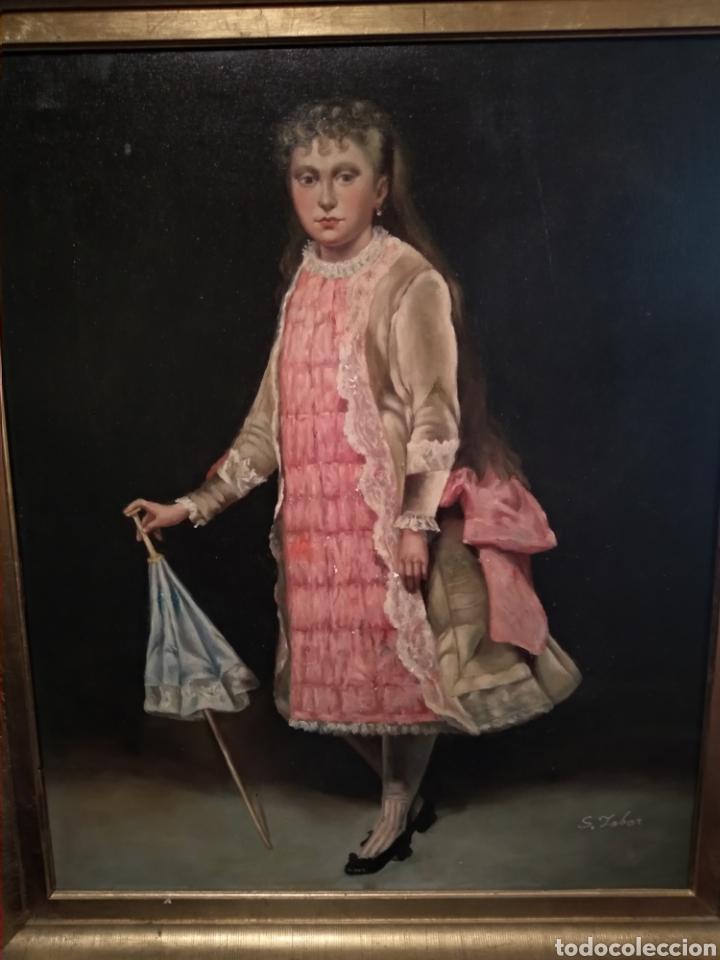 BONITO ÓLEO SOBRE LIENZO (Arte - Pintura - Pintura al Óleo Moderna sin fecha definida)