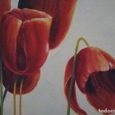 Arte: EMOZIONE ROSSA.DINA TOLEDANO. Lote 199773988
