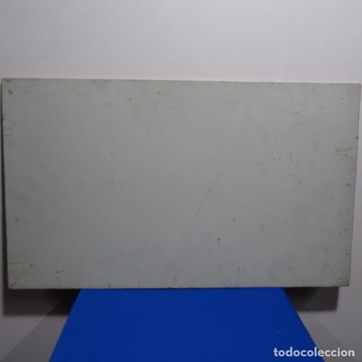 Arte: óleo sobre tabla de Ramon marti cebollero.excelente trazo. - Foto 12 - 200073215
