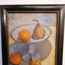 Arte: OLEO - MANUEL GONZALEZ SANTANA - ALICANTE - 1.904 - 1.994 - BODEGON - 2 OBRAS. Lote 200115958