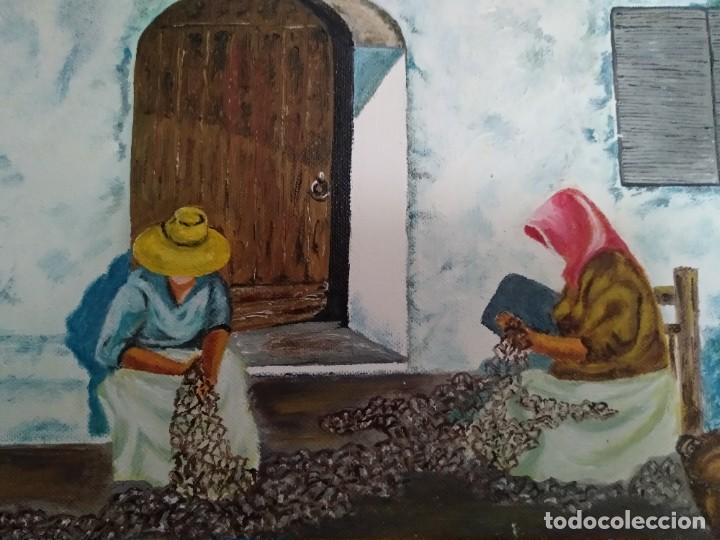 ANTONIO CALDERA 2008 ÓLEO SOBRE LIENZO (Arte - Pintura - Pintura al Óleo Contemporánea )