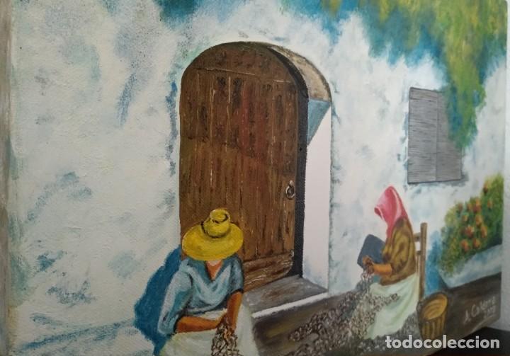 Arte: Antonio Caldera 2008 óleo sobre lienzo - Foto 2 - 200131611