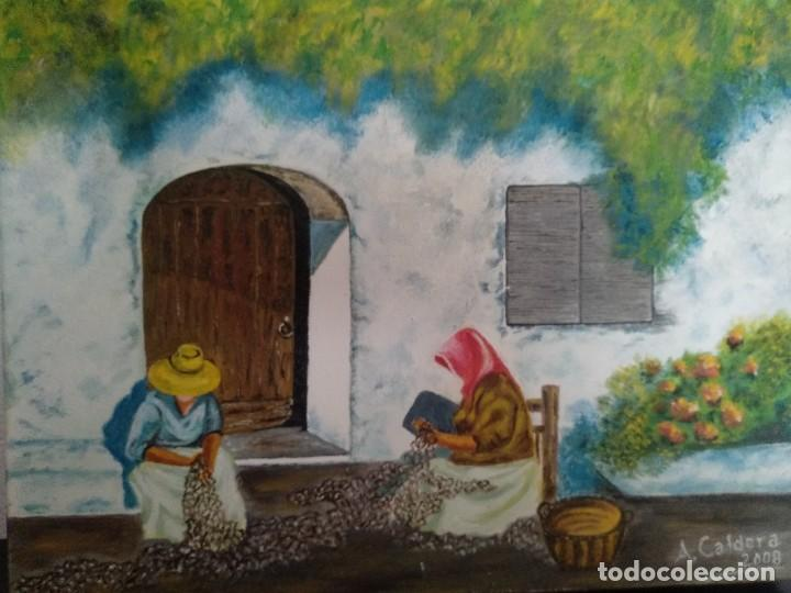 Arte: Antonio Caldera 2008 óleo sobre lienzo - Foto 7 - 200131611