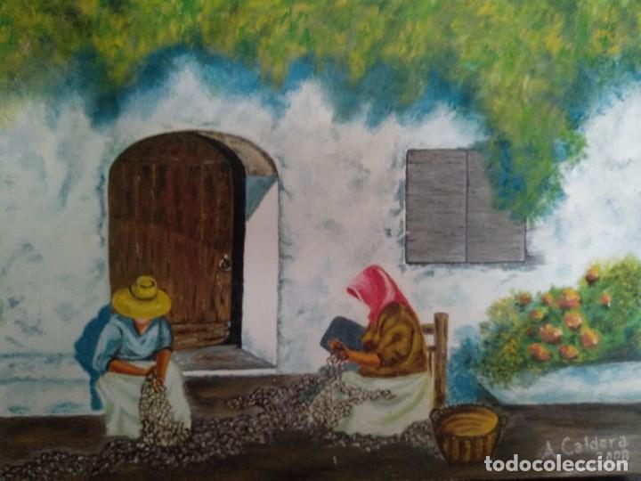 Arte: Antonio Caldera 2008 óleo sobre lienzo - Foto 9 - 200131611