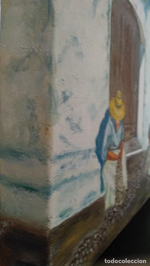 Arte: Antonio Caldera 2008 óleo sobre lienzo - Foto 12 - 200131611