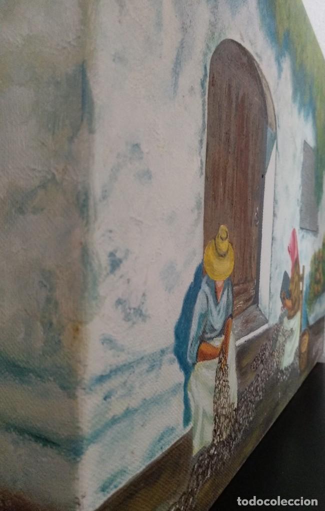 Arte: Antonio Caldera 2008 óleo sobre lienzo - Foto 13 - 200131611