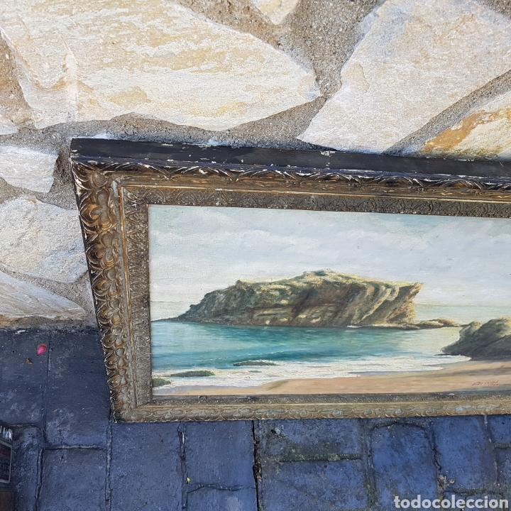 Arte: ÓLEO FIRMADO - Foto 4 - 200202575
