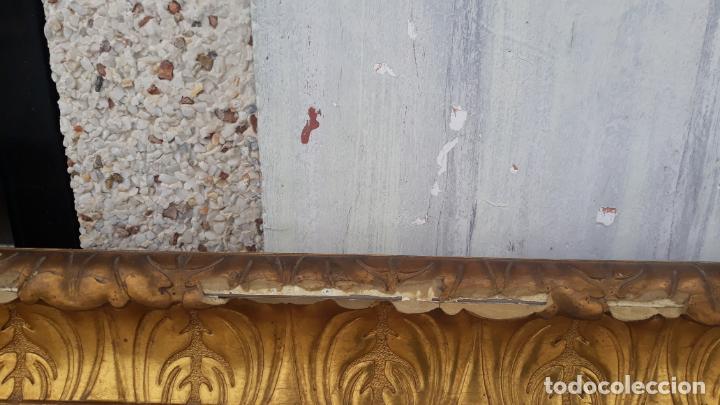 Arte: magnifico oleo sobre lienzo,francisco moles siglo xix-xx, pintor andaluz,buen tamaño - Foto 18 - 200394402