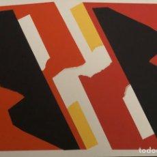 Arte: ANTONIO FORTUN-COLLAGE. Lote 200549452
