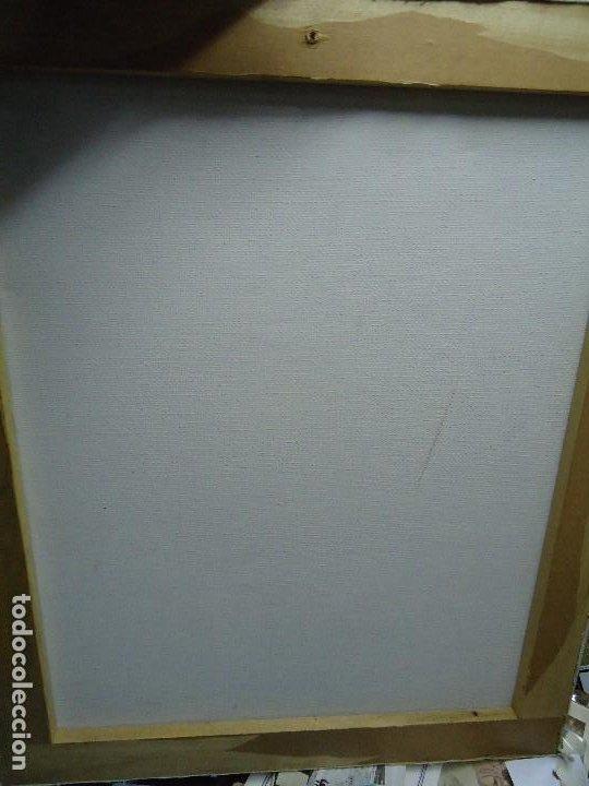 Arte: PRECIOSO ÓLEO LIENZO DE LEO BAUZÁ MIDE 65 X 55 cm. BELLOS COLORES MUY BUENA MANO VER FOTOS - Foto 7 - 200646788