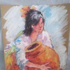 Arte: EL PREPARADO ( ORIGINAL). Lote 200649587