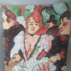 Arte: CABARET(ORIGINAL). Lote 200650615