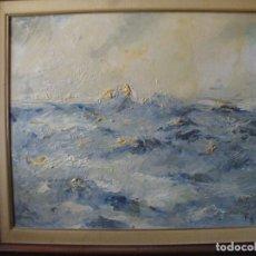 Arte: OLEO SOBRE LIENZO-JOAQUIN FALCO-. Lote 200778947