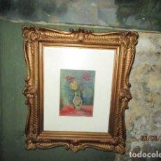 Arte: ANTIGUA PINTURA ALICANTINA AL OLEO ORIGINAL DE MELCHOR ARACIL GALLEGO 1906 -.1966 ALICANTE. Lote 200858037
