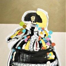 Arte: PINTURA AL OLEO. Lote 201274778