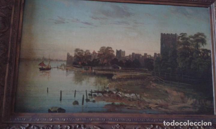 PINTURA INGLESA SIGLO XIX (Arte - Pintura - Pintura al Óleo Moderna siglo XIX)
